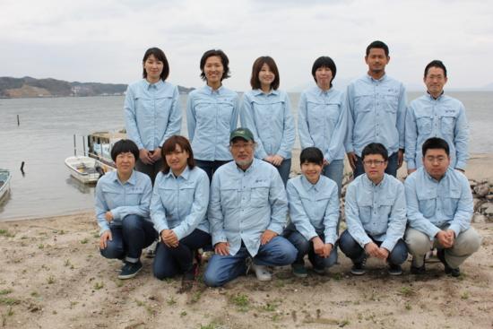シジミ研究所スタッフ